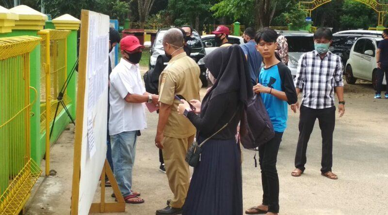 Daftar Ulang PPDB SMAN 2 Banjarbaru